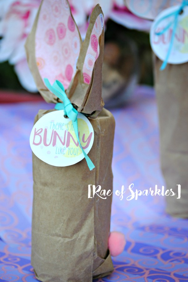 DIY Easter Bunny Beer  Cute Adult Easter Treats