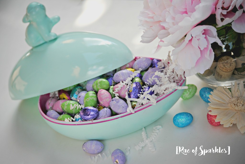 DIY Easter Bunny Egg