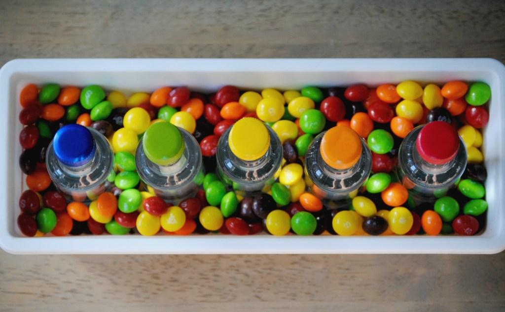 DIY Taste the Rainbow Gift
