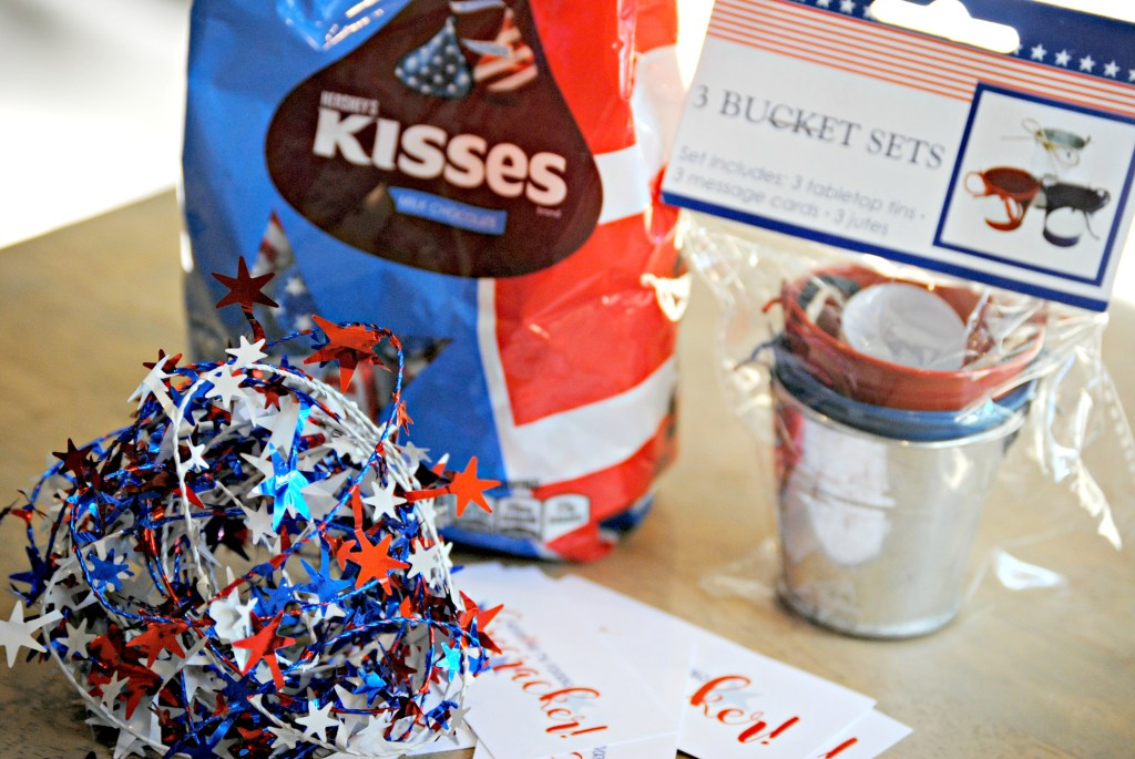July 4th Party Favor Gift Idea