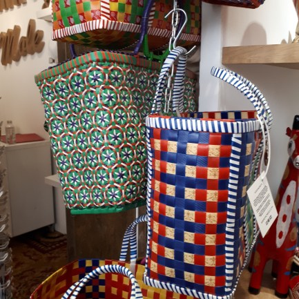 Fashion Accessories: Following the Eco Trail at Home & Gift Buyers' Festival 2017