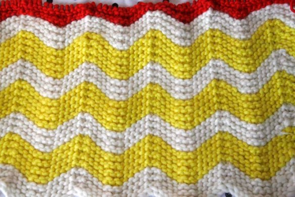 baby blanket knitting
