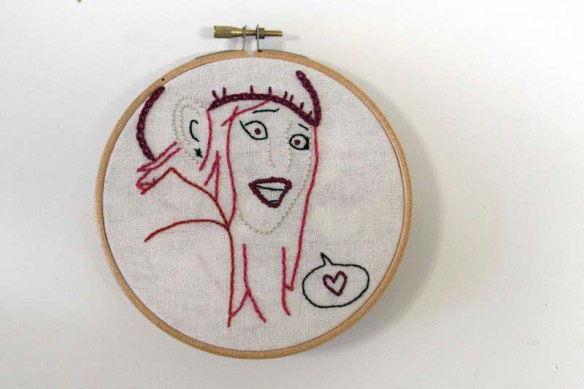 saga embroidery