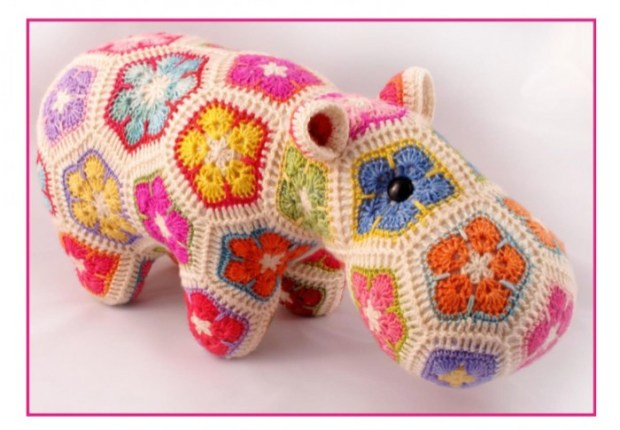 Happypotamus - Heidi Bears Crochet Design Pattern
