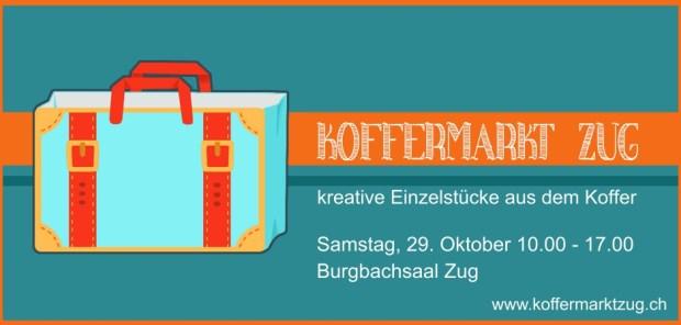 Koffermarkt Zug 29.10.16