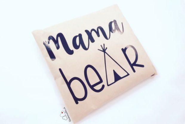 """Plotterdatei """"Mama Bear"""" von Easy // Raeuberwolke.ch"""