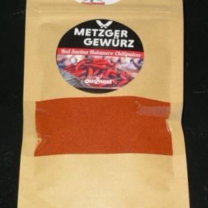 Red Savina Chilipulver