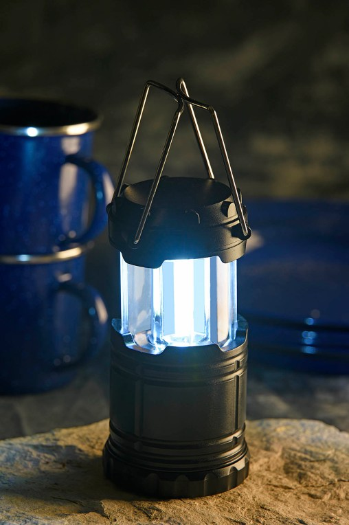 Campinglampe-mini-cob