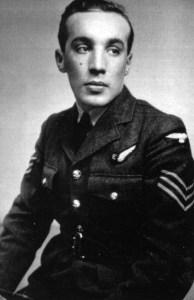 Charles King, the Flight Engineer
