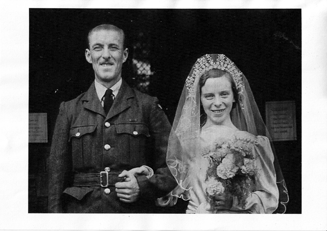 Wakley - Roberts wedding