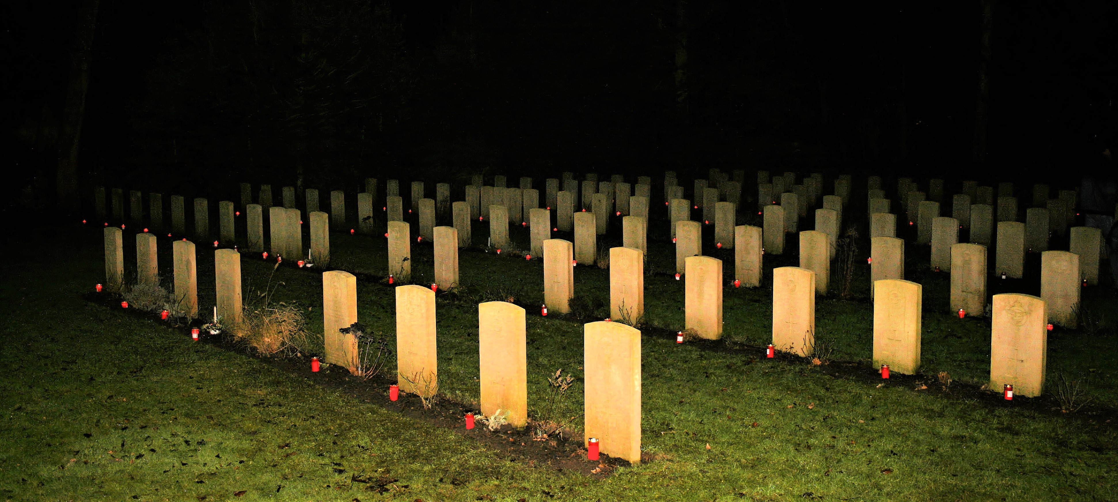 Remembrance on Christmas Eve: Texel, Netherlands