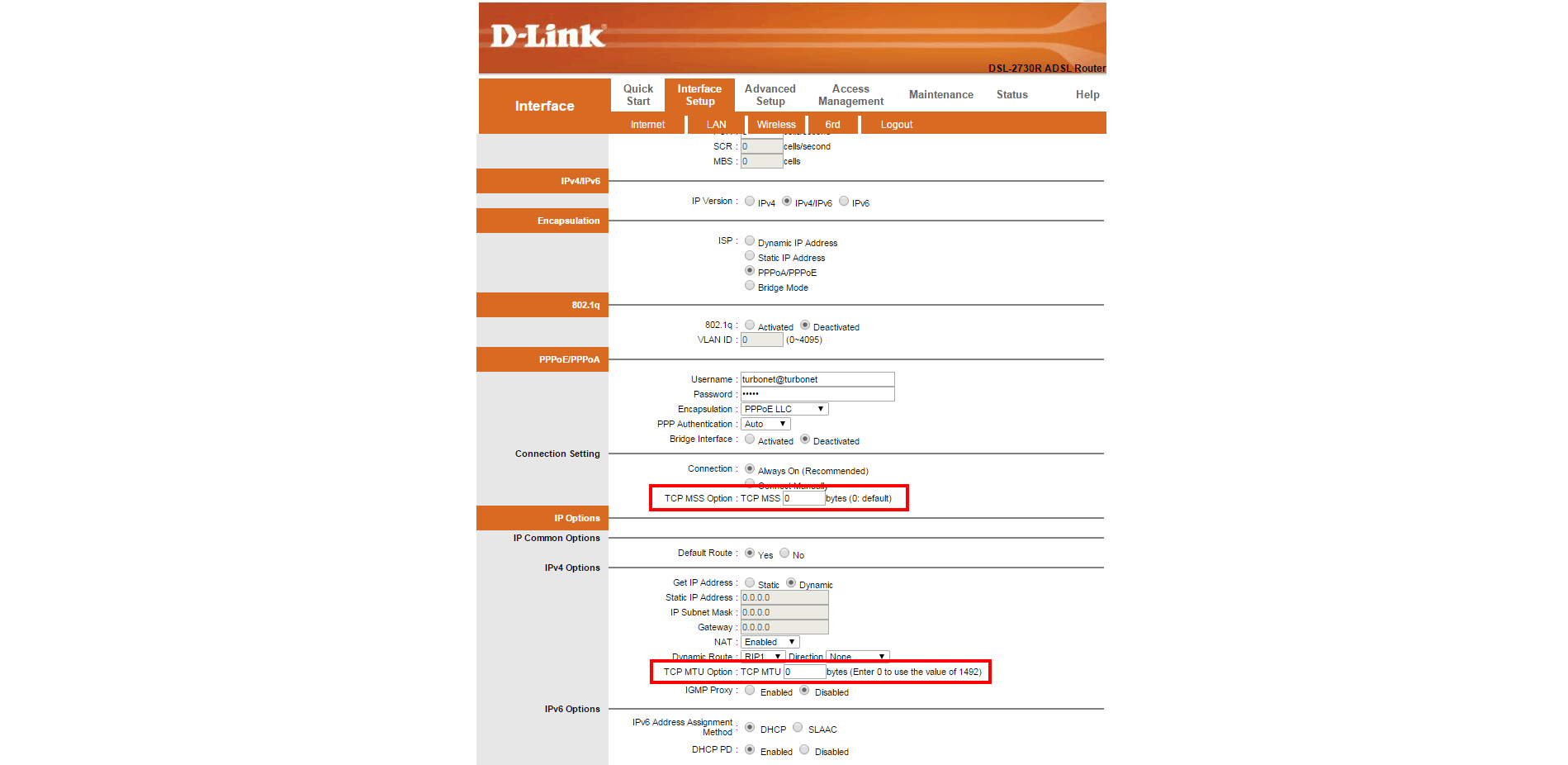 How to find the proper MTU size for my network