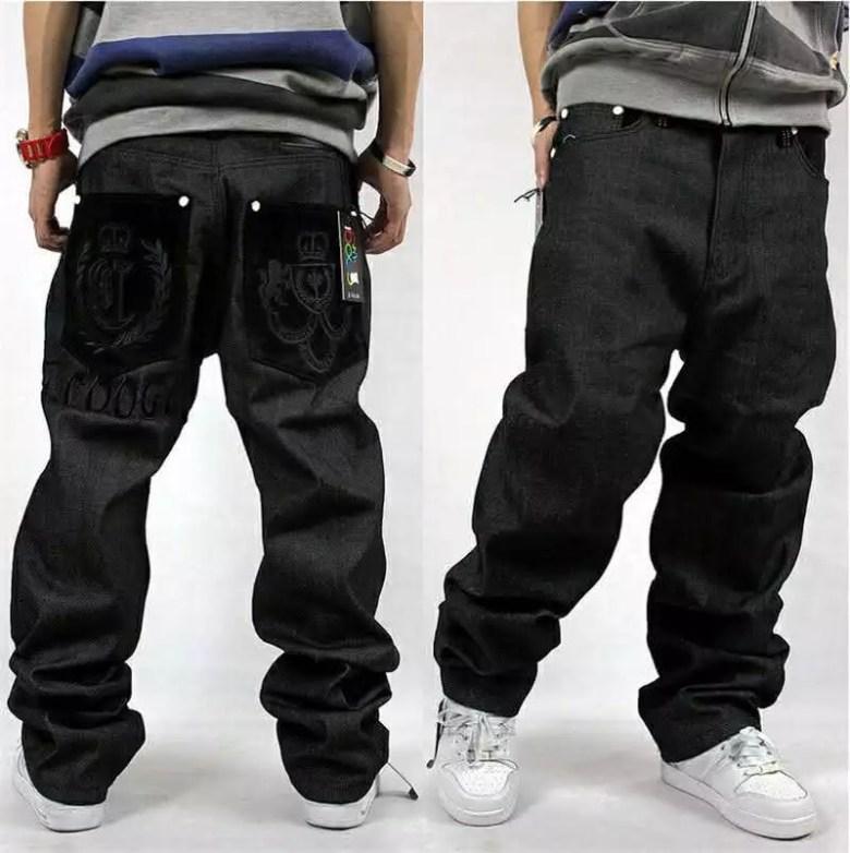 calça para rappers