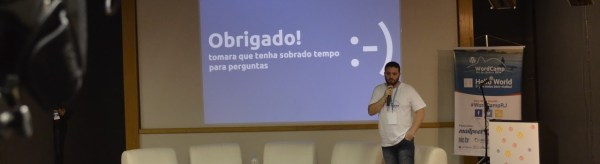 Newsletters no WordPress - WordCamp Rio de Janeiro