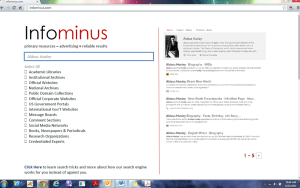 Infominus - Information Governance Perspectives