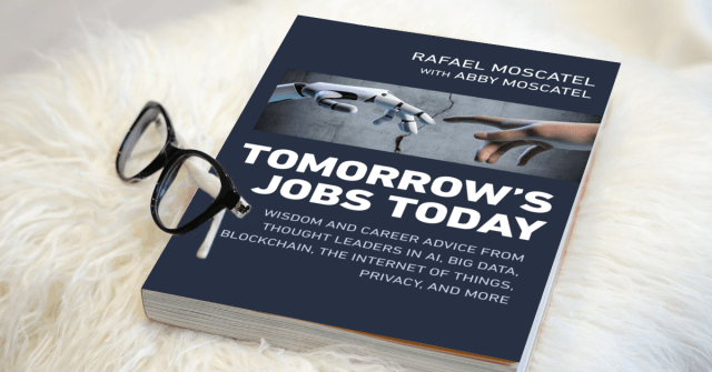 Tomorrow's Jobs Today is available from John Hunt Publishers