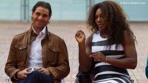 Rafa and Serena