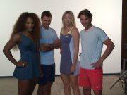 Photo: Roger Federer's Facebook