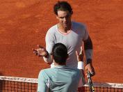 Roland-Garros 2009. Après une début de tournoi compliqué, le Majorquin retrouve son rythme en seconde semaine. En demi-finale, contre Novak Djokovic, il livre un combat de titans dont il sort vainqueur à l'arraché, 9-7 au cinquième set.