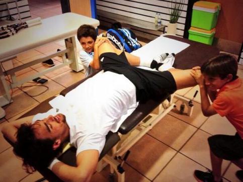 Rafa's nephew - Rafael Nadal Fans
