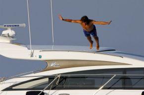 still jumping...