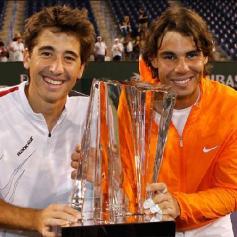 Rafa and Marc Lopez - Rafael Nadal Fans (4)
