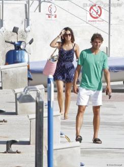 Rafa and Xisca - Rafael Nadal Fans (2)