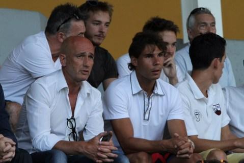 Rafa Attends Inter Manacor Match- Rafael Nadal Fans (3)
