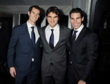 Rafael Nadal Fans - Murray - Federer - Nadal