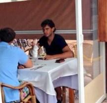Rafael Nadal Fans - Rafa and his girlfriend