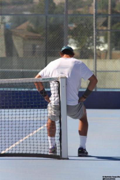 Rafa's practicing in Manacor - Rafael Nadal Fans (3)