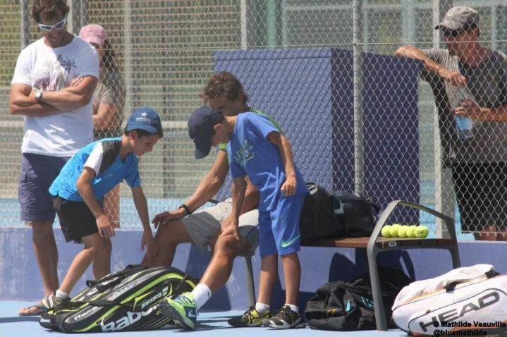 Rafa's practicing in Manacor - Rafael Nadal Fans (6)