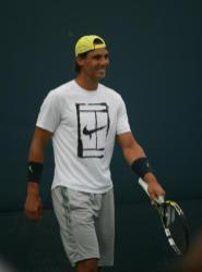 Cincinnati - Rafael Nadal Fans (2)