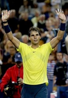 Rafa Nadal vs. Grigor Dimitrov 16