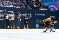 Rafael Nadal - Kids Day 2013 - New York (5)