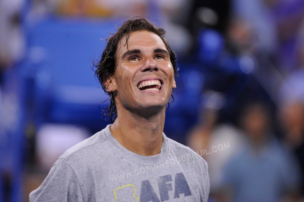 Rafael Nadal - New York - US Open 2013