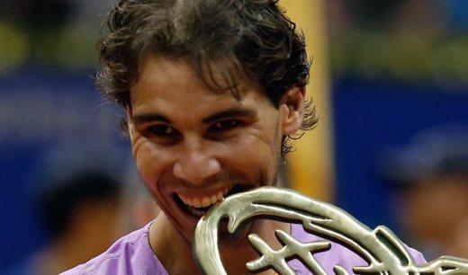 Rafael Nadal - Sao Paolo Brasil 2013