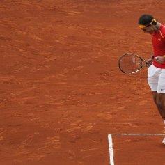 Rafael Nadal and Marc Lopez - Davis Cup - Spain Ukraine (13)