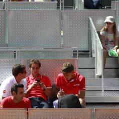 Equipo Español de Copa Davis Facebook