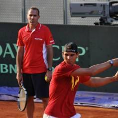 Team Spain - Davis Cup - Rafael Nadal - 2013 (6)