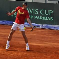 Team Spain - Davis Cup - Rafael Nadal - 2013 (9)