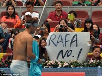 Vamos Rafa!