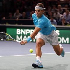 Rafa Nadal - Paris Masters R2 2013 (2)