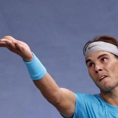 Rafael Nadal vs Granollers - Paris 2013 (2)