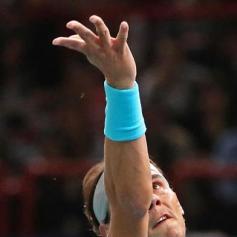 Rafael Nadal vs Granollers - Paris 2013 (9)