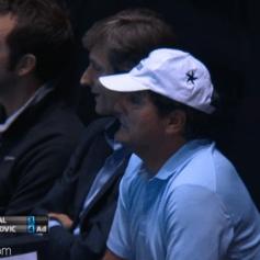 Maymo and Carlos Costa and Toni Nadal