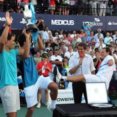 Nadal Djokovic Nalbandian Argentina