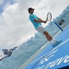 Nadal Djokovic Perito Moreno Argentina 2013 (9)