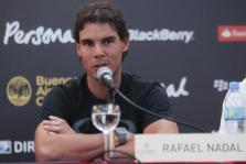 Rafael Nadal Argentina Press Conference (4) 2013