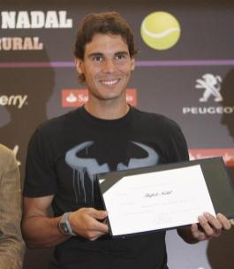 Rafael Nadal Argentina Press Conference (5) 2013